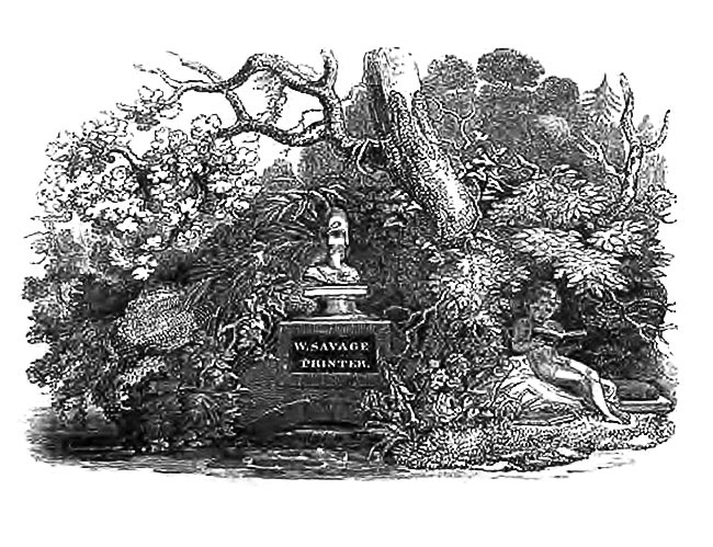 Print from a wood engraving