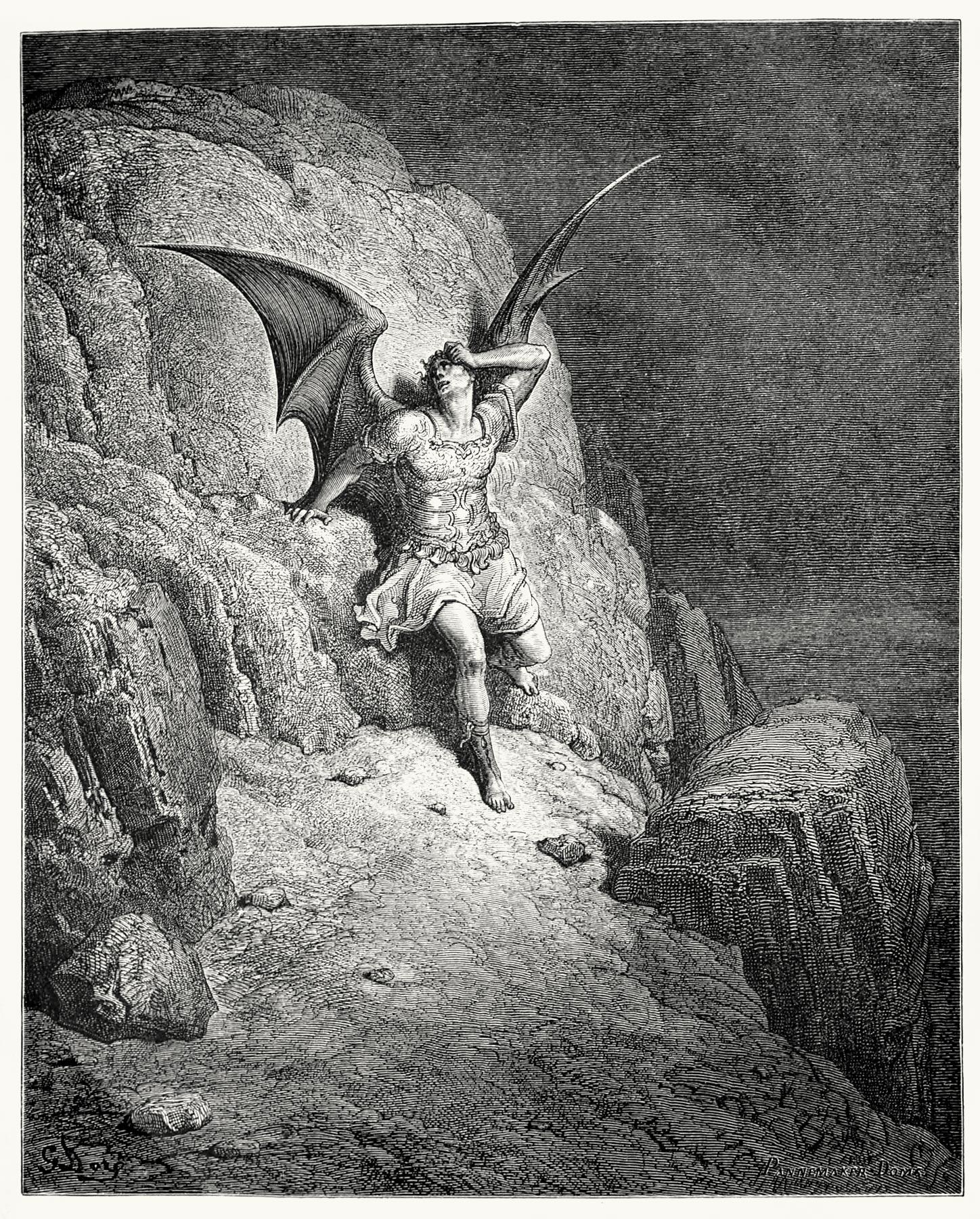 Satan Sin And Death Paradise Lost Book: Books Behind Pictures Books Behind Pictures