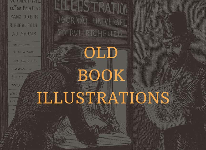 Home | Old Book Illustrations