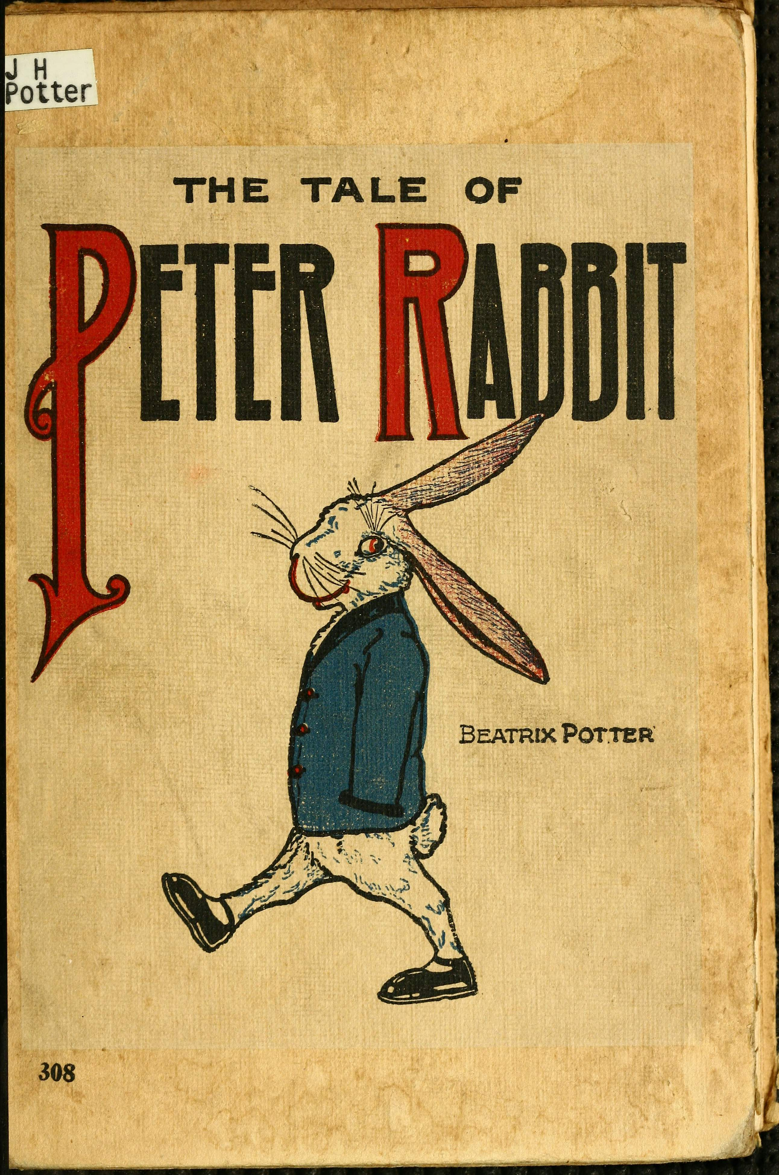 Cover Of Fashion Magazine With Daga Ziober December 2011: The Tale Of Peter Rabbit—Cover