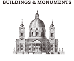 Illustrations in the category Buildings & Monuments