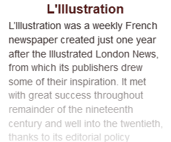 Article translated from L'Illustration about the making of a newspaper in the 1840s