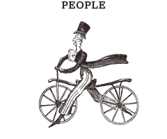 Illustrations in the category People