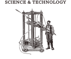 Illustrations in the category Science & Technology