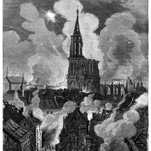 Bombardment of Strasbourg (24 August 1870)