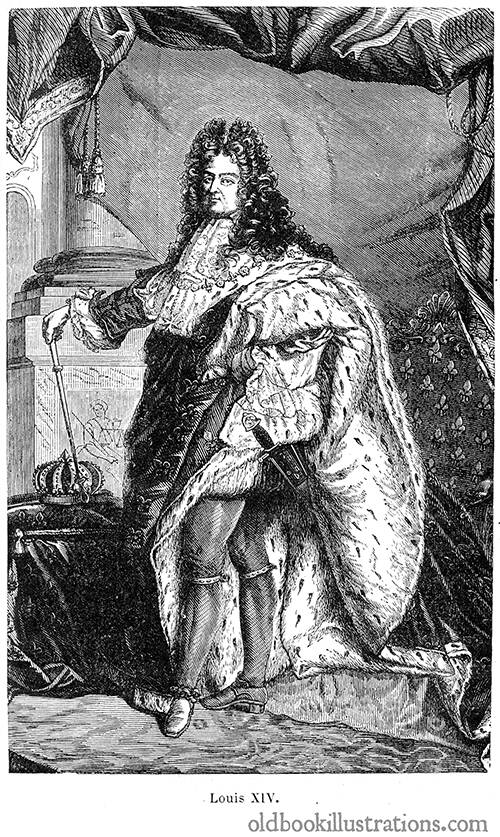 king louis xiv essays