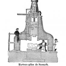 Nasmyth's Steam hammer