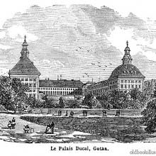 The Ducal Palace, Gotha