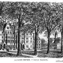 Matthews Dormitory, Harvard University