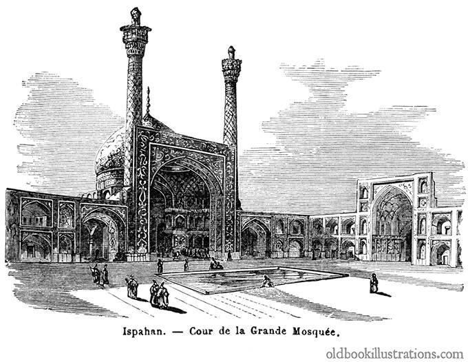 Isfahan: Shah Mosque & Naqsh-e Jahan Square
