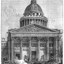 The Panthéon During the Paris Commune