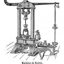 Riehle testing machine