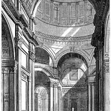 Interior of Saint Paul's Cathedral (London)