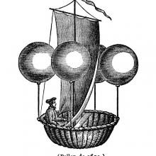 Airship Project from 1670