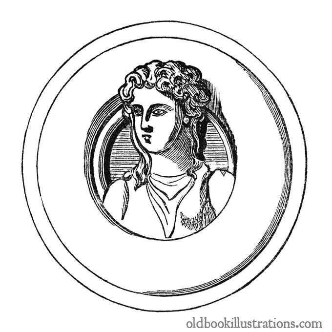 Gallo-Roman Medallion