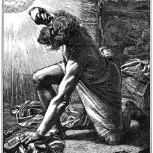 Jacob hears the voice of the Lord