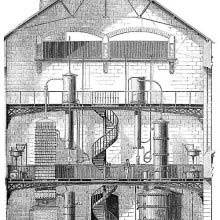 Distillery, Cross Section