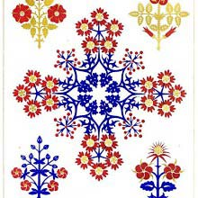 Floriated Ornaments Plate 16