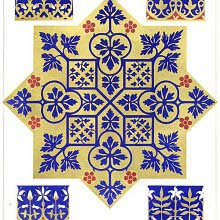 Floriated Ornaments Plate 27