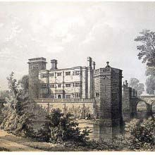 Caverswall Castle, Staffordshire