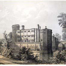 Caverswall Castle, Staffordshire