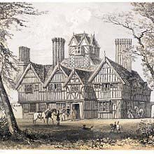 Oak House, West Bromwich, Staffordshire
