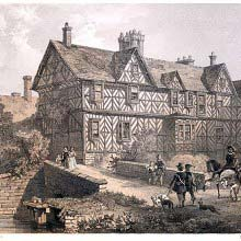 Pitchford Hall, Shropshire