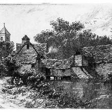 watermill at Mapledurham