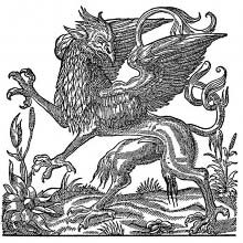 Printer's Mark of Sébastien Gryphe