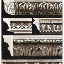 Cornice decoration