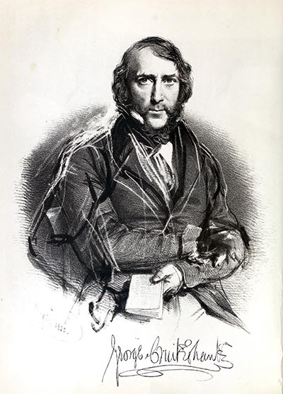 George Cruikshank