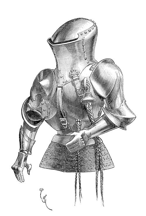 Stechzeug—Jousting armor