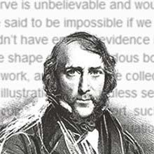 On George Cruikshank
